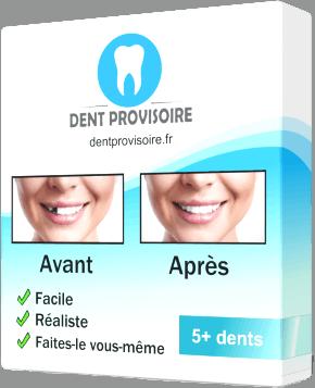 dent provisoire produit
