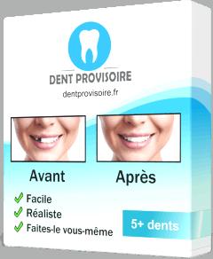 dent temporaire