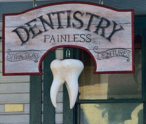 reparation dent