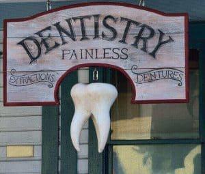 Réparation dent, pour des réparations dentaires